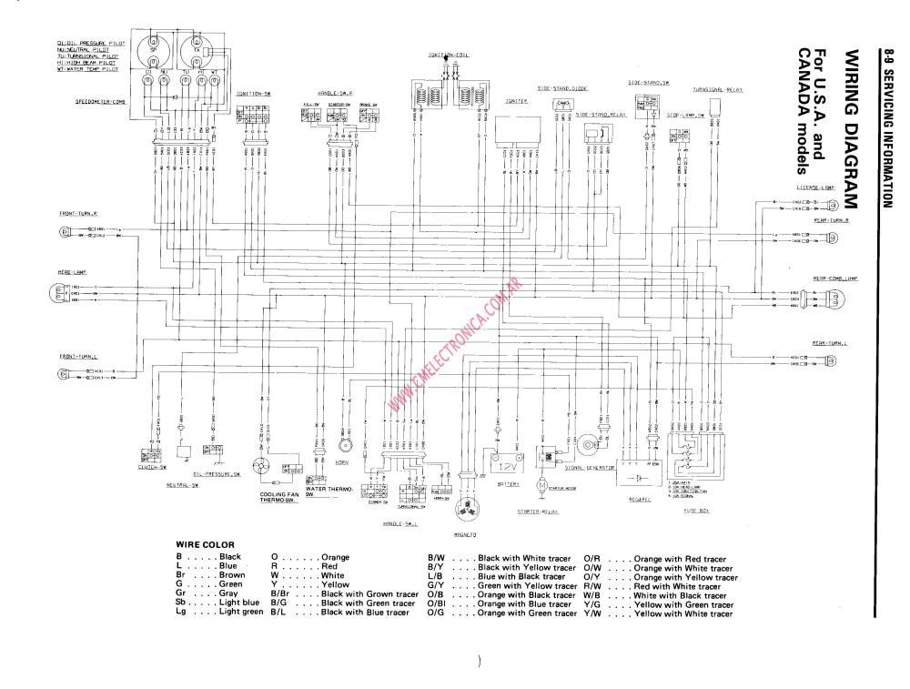medium resolution of fz600 wiring diagram schematic diagramfz600 wiring diagram wiring diagram electronic circuit diagrams yamaha fz 600 wiring