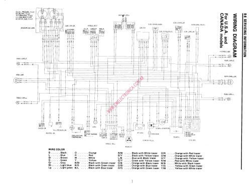 small resolution of fz600 wiring diagram schematic diagramfz600 wiring diagram wiring diagram electronic circuit diagrams yamaha fz 600 wiring
