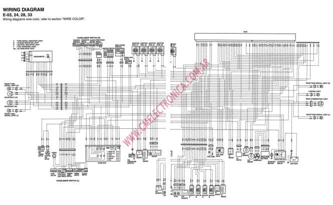 wiring diagram suzuki gsxr 600 1993  u2013 the wiring diagram