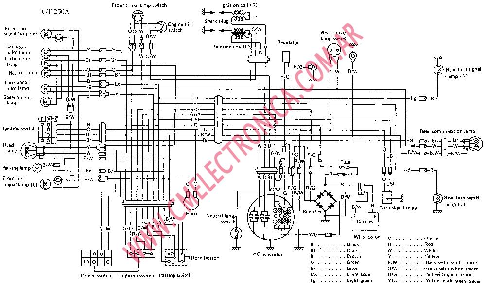 2002 vz800 wiring diagram