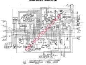 Diagrama suzuki gv1400