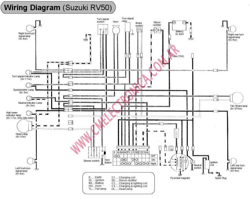 medium resolution of suzuki 50 wiring diagram wiring diagram forward suzuki ac 50 wiring diagram suzuki 50 wiring diagram