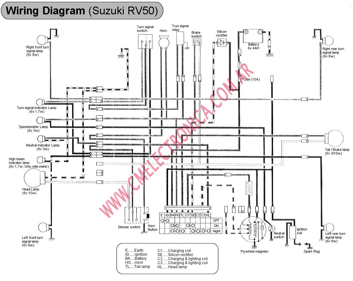 hight resolution of suzuki 50 wiring diagram wiring diagram forward suzuki ac 50 wiring diagram suzuki 50 wiring diagram