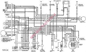 Diagrama suzuki ts tc100