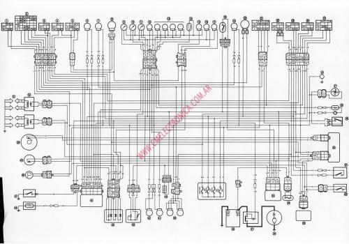 small resolution of 86 yamaha phazer wiring diagram best wiring libraryyzf 750 wiring schematic schematics wiring diagram 1986 yamaha