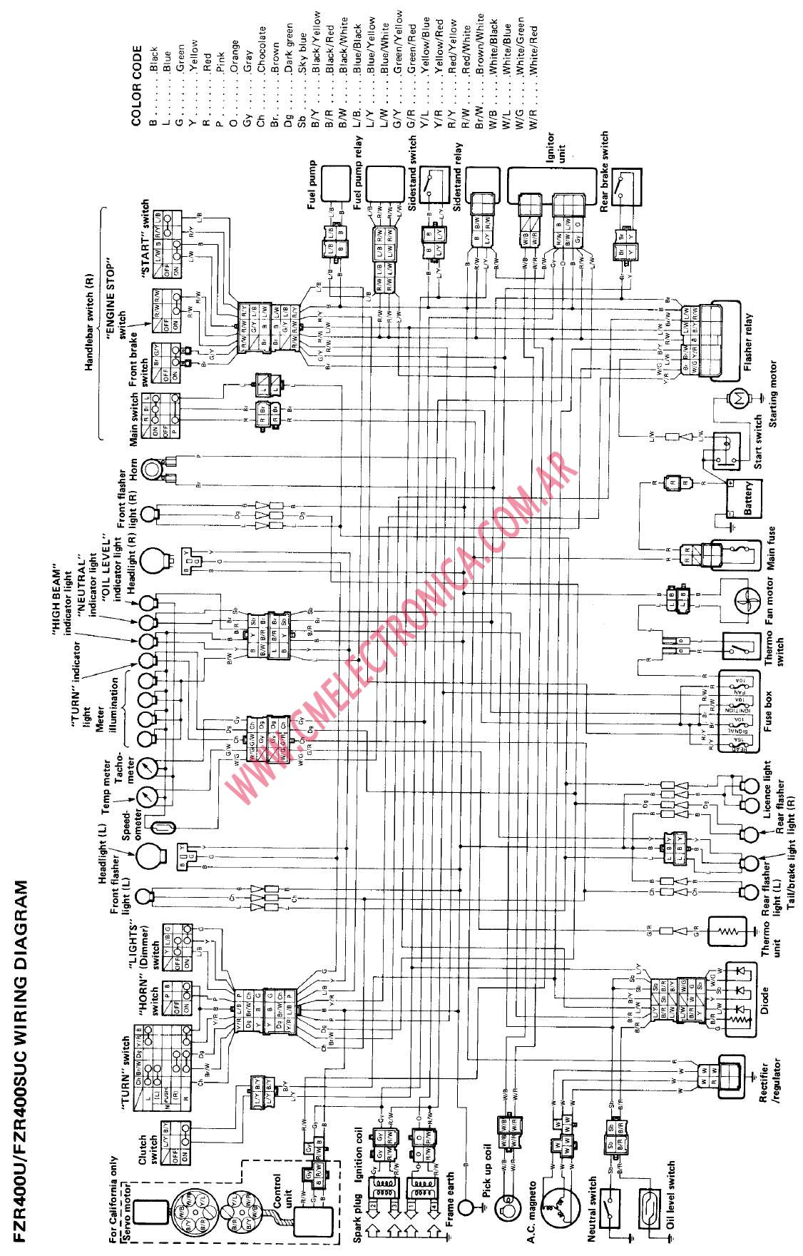 04 gsxr 600 wiring diagram double door refrigerator 92 750 get free image about
