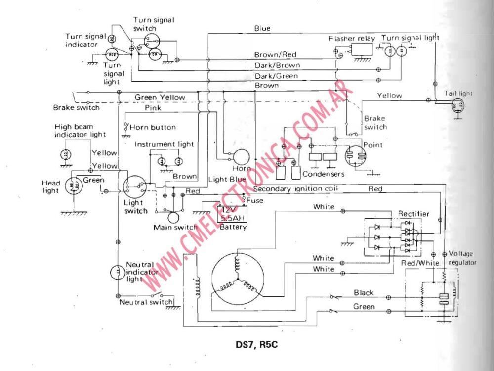 medium resolution of 79 yamaha enticer 340 electric start source raptor 250 2008 wiring diagram