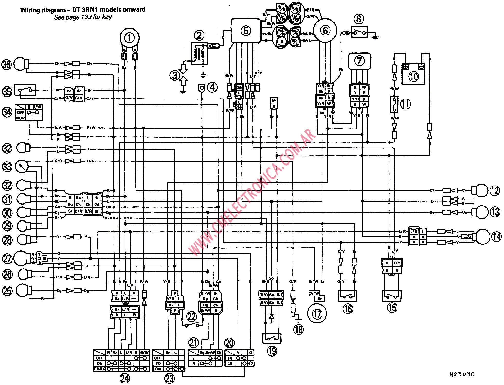 Vmax 600 Wiring Diagram