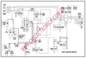 Yamaha 2007 Wr250f Wiring Diagram | Free Download Wiring