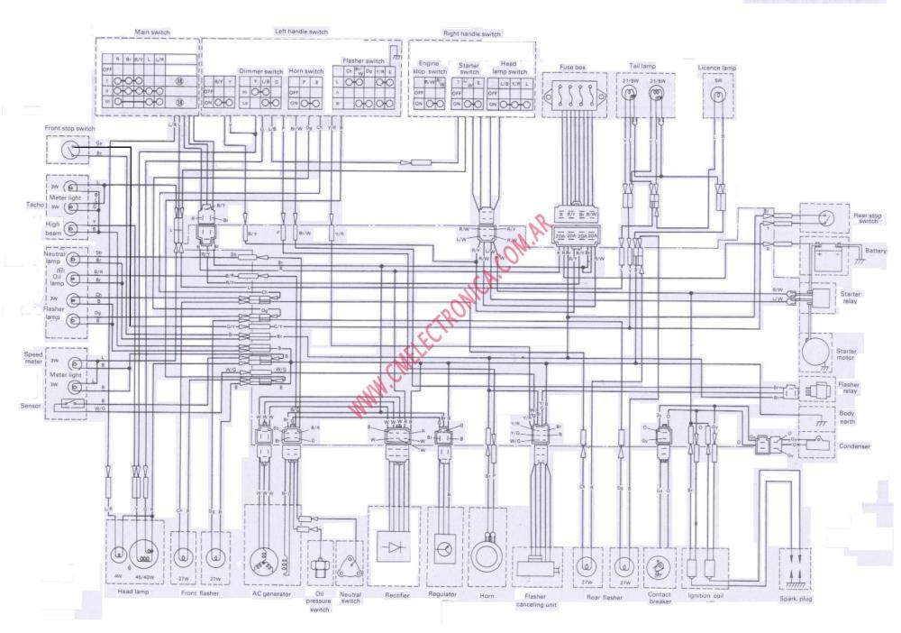 medium resolution of xs1100 cdi wiring diagram wiring diagrams u2022 xs yamaha wiring diagrams 1979 yamaha wiring diagram