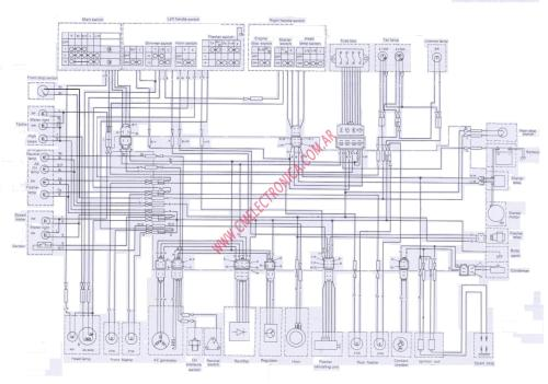 small resolution of xs1100 cdi wiring diagram wiring diagrams u2022 xs yamaha wiring diagrams 1979 yamaha wiring diagram