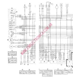 yamaha xs1100 factory owners repair manual 1978 1982 1978 xs1100 wiring diagram 1979 xs1100 wiring diagram [ 2100 x 1206 Pixel ]