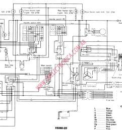 1981 yamaha sr250 wiring diagram [ 1858 x 1273 Pixel ]