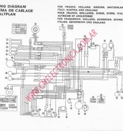yamaha sr500 wiring diagram wiring diagram pass [ 1183 x 897 Pixel ]