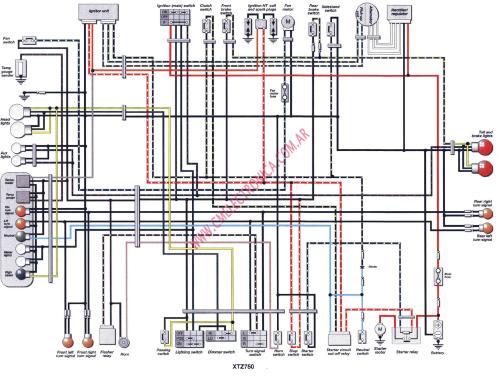 small resolution of location of fuse box 1982 honda goldwing location free 1995 yamaha virago 750 wiring diagram