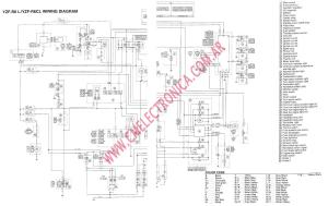 2000 R6 wiring question
