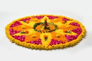 Flower carpet -omnichannel