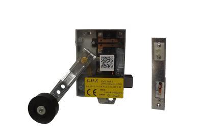 Kit sostituzione serratura GERVASONI semiautomatica omologata