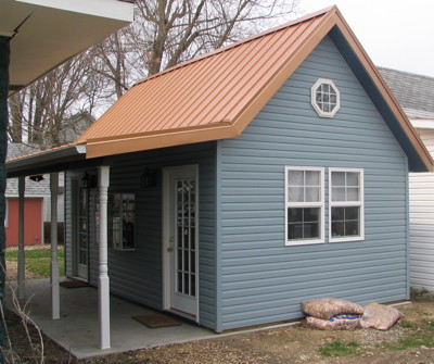 Copper Penny Home Coated Metals Group