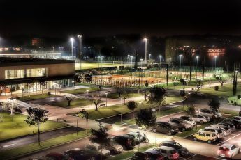 Learn how to prepare your business for parking lot lighting.