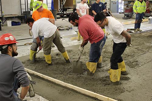 cement masons