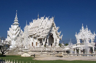 Chiang Mai Tours White Temple