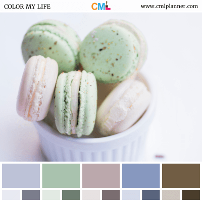 Sweet Treat - Color Inspiration from Color My Life