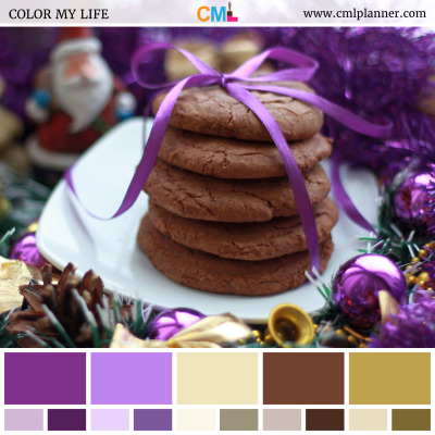 Cookie Chroma - Color Inspiration from Color My Life