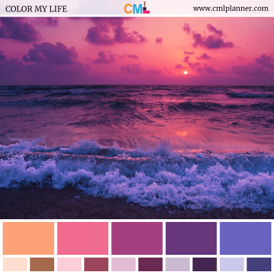 Color Palette #092218 - Color Inspiration from Color My Life
