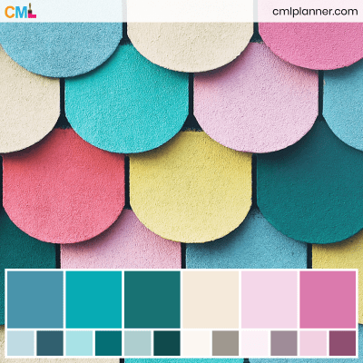 Color Palette #081620 - Color Inspiration from Color My Life. Visit cmlplanner.com/colors/081620 to view the color codes for each color and download the free Adobe (ASE) and Procreate .swatch files.