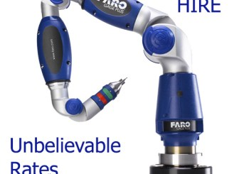 Faro Gage Plus Arm Hire