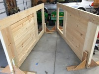 Carriage Doors Plans & ... Awe Inspiring 8 Carriage House ...