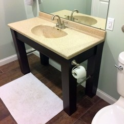 Ada Compliant Kitchen Sink Range Reviews Make An Vanity For Your Bathroom Christian