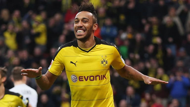 Aubameyang pense à un départ — Dortmund