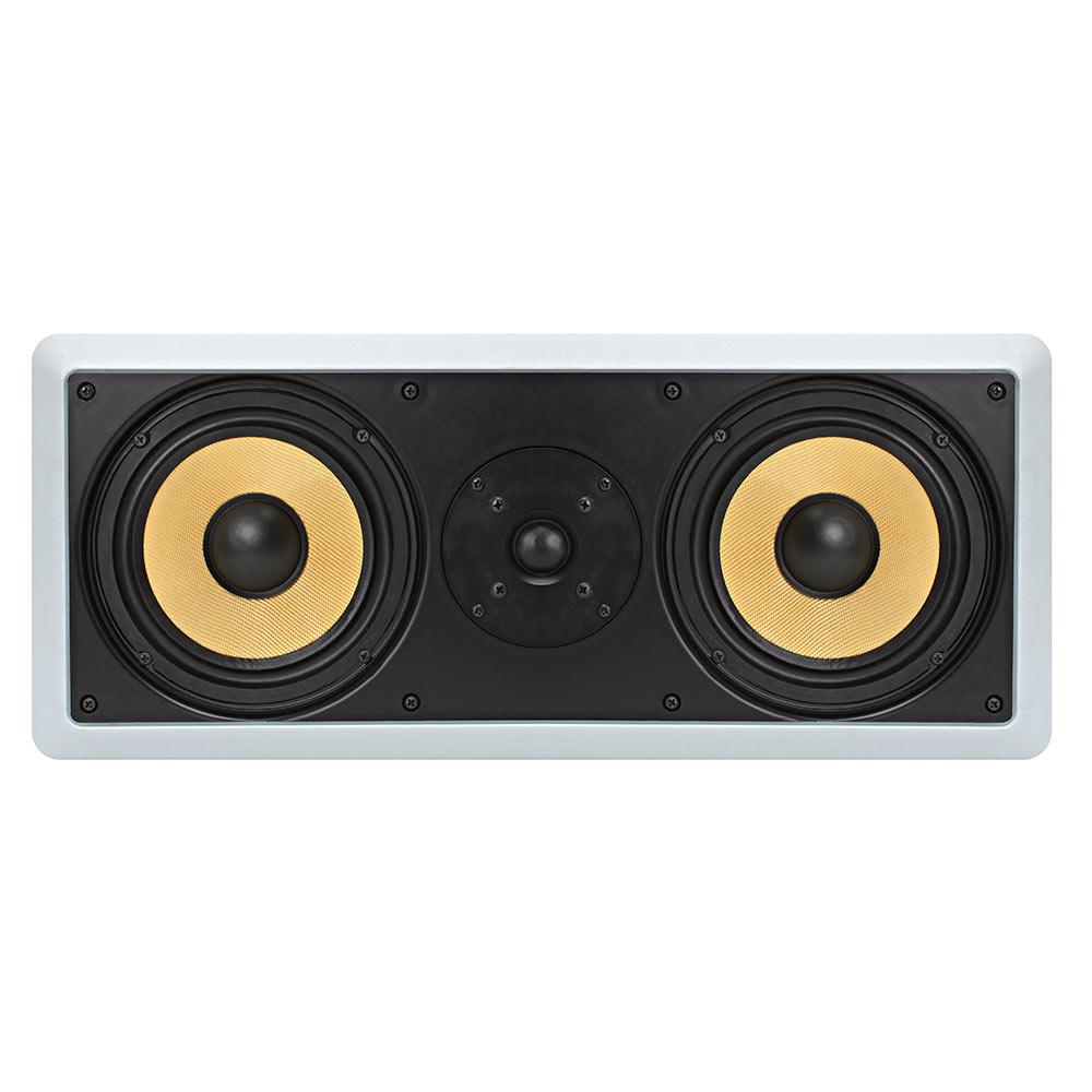 medium resolution of 2 x 6 5 surround sound 2 way in wallin ceiling kevlar speakers