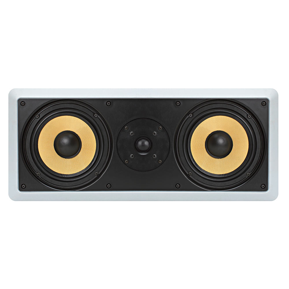 hight resolution of 2 x 6 5 surround sound 2 way in wallin ceiling kevlar speakers