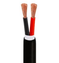 mpn1336 n 16 gauge two conductor indoor outdoor speaker cable 500feet [ 1000 x 1000 Pixel ]