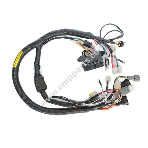 201-06-73113 Komatsu Excavator PC60-7 Internal Wiring Harness