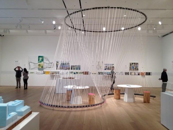 Art Exhibition Interior Design