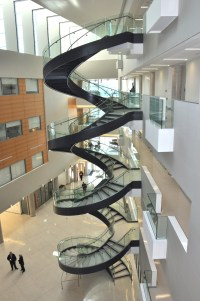 Circular Staircases | The Chicago Curve