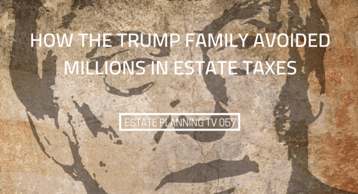 trump estate taxes