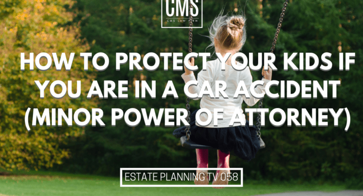 power of attorney for kids
