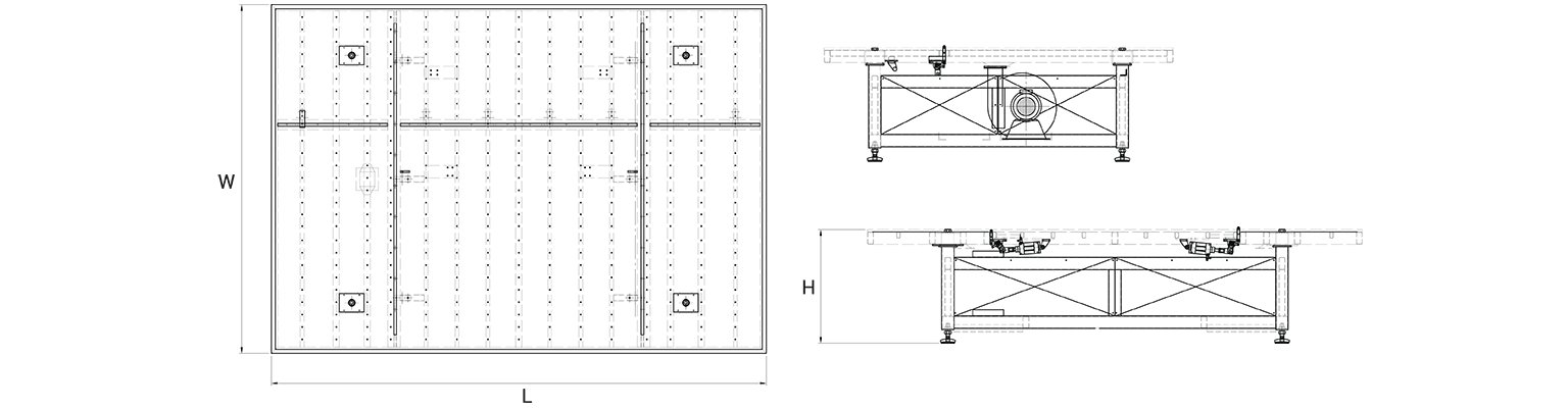 KM-fixed-glass-breaking-table-Layout