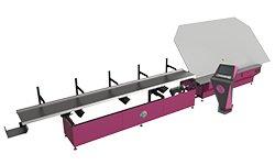 Otomatik Çıta Bükme Makinesi