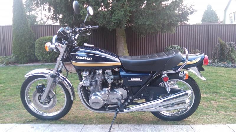 Kawasaki Kz900 Z1 Information