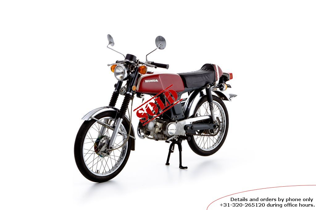 Honda ss50 for sale uk