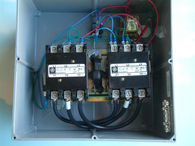 Rv Automatic Transfer Switch Wiring Diagram