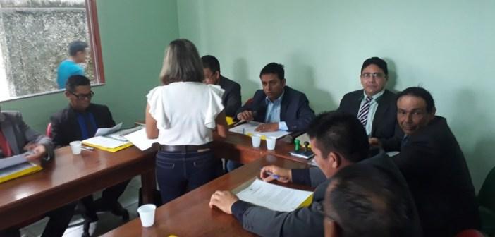 Fotos da 4ª Sessão Ordinária, no Plenário da Câmara Municipal de são Sebastião da Boa Vista