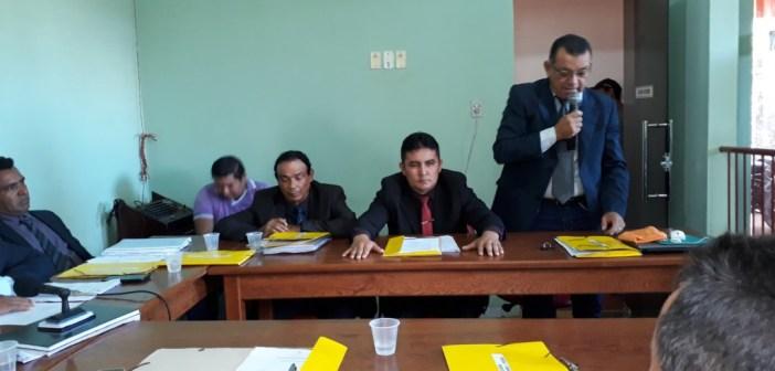 Fotos da 8ª Sessão Ordinária da Câmara Municipal de São Sebastião da Boa Vista em 28 de abril de 2017
