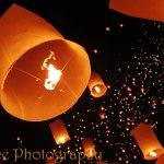 Loi Krathong lantern